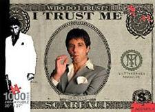 Scarface Movie Money 1000 Piece Jigsaw Puzzle - 20 x 27