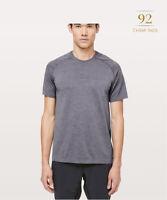 Lululemon Men's Metal Vent Tech Short Sleeve 2.0 - Size L