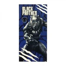Jay Franco Marvel Black Panther Kids Bath/Pool/Beach Towel - Super Soft &...