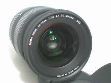 Objektiv Sigma Zoom 24-70mm 1:2.8  Ex DG Macro C für Nikon Japan