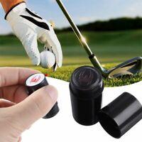 2Pc Personalized Golf Ball Stamper Stamp Seal Impression Marker Print For Golfer