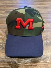 Ole Miss Camouflage Hat