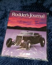 The Rodder's Journal Magazine - #49 in plastic