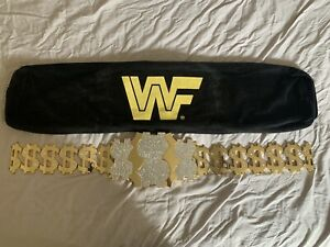 WWE Million Dollar Championship Title Belt Replica WWF Ted Dibiase Man