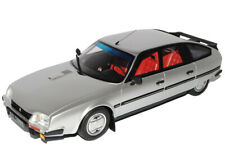 CITROEN CX 25 GTI Turbo 1 Limousine Siber 1974-1985 nr 643 1/18 otto modello auto