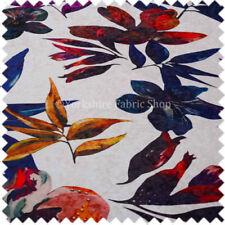 Designer Fabrics Flowers & Plants Floral Craft Fabrics