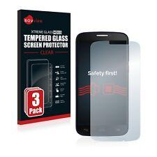 3x VITRE PROTECTION VERRE TREMPE Alcatel One Touch Pop C7 7041X Film protecteur