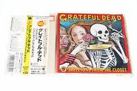 GRATEFUL DEAD/SKELETONS FROM THE CLOSET WPCR-565  CD JAPAN OBI A7932