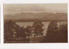 Winermere & Langdale Pikes Vintage Postcard 299a
