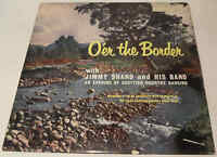 O'er the Border with Jimmy Shand and His Band Parlophone PMC 1069 Vinyl LP Album