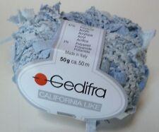 Gedifra - California Like #4370 Blue  Bulky Cotton w/Flags
