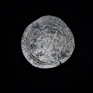 Hammered Henry VI Silver Groat