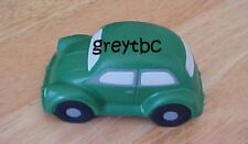 6 Green Car Stress Balls.