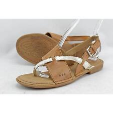 B.O.C. Lowery Women US 7 Tan Slingback Sandal Pre Owned  1955