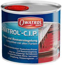 Marine CIP 0,5l 45,80€/l Owatrol Spezial Primer Rost Schutz Rostversiegelung
