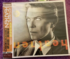David Bowie - Heathen - CD Album Édition Chine - Not Open New Rare From China