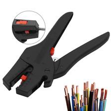 Abisolierzange Kabelschneider Cuttermesser Kabelzange Zange0,08-6mm
