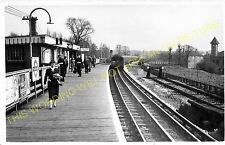 Mill Hill East Railway Station Photo. Finchley - The Hale. Edgware Line. GNR (2)