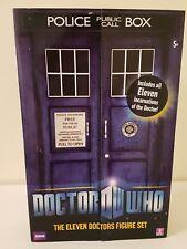 Dr Who - The 11 Doctors Collectors Set