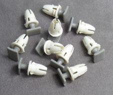 10x Zierleisten Zierleistenklammer Druckknopf Klip Clip für Mercedes Benz