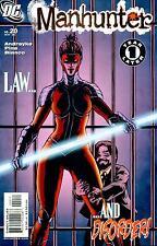 MANHUNTER (2004) #20-25 (DC COMICS) PYSCHOBABBLE / ONE YEAR LATER