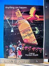 1983 Cuervo Tequila  Print Ad    Advertisment