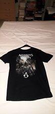 Assassins Creed Unity Shirt T-shirt Tshirt size L