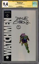 Watchmen #11 Dave Gibbons Signature Series w/ Sketch CGC 9.4 (W)