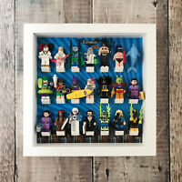 LEGO Batman Series 2 Minifigure Display Frame | LEGO Batman Display Case