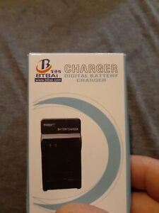 Digital Battery camcorder Charger BP727 Wall Battery Charger B49