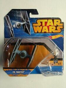 Star Wars - Hot Wheels - Die Cast - Tie Fighter - Mattel - Neuf