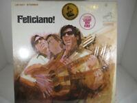 Jose Feliciano – Feliciano!  LP RCA Victor Dynagroove LSP 3957 Shrink VG+ c VG+