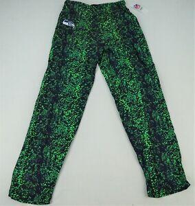 Seattle Seahawks NFL Zubaz Men's Speckled Pants