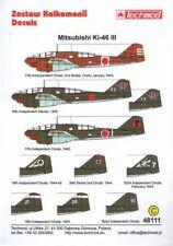 Techmod 1/48 Mitsubishi Ki-46 DINAH #48111