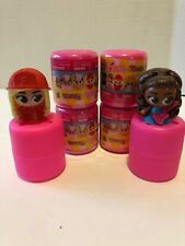 Barbie Fashems Series 1 Super Squishy Bag Capsule Toy Lot of 4 Unopened