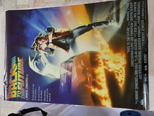 Back to the Future poster, 24 inches x 36 inches