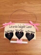 Personalised Weight Loss Plaque, Slimming World,Weight Watcher Diet,Target Gift