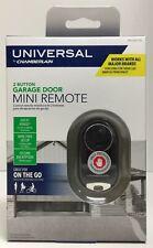 (New) Chamberlain MC100-P2 Universal Mini Garage Door Remote