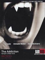THE ADDICTION VAMPIRI A NEW YORK Abel Ferrara  (1995) dvd Raro Video