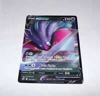 Pokemon - Malamar V - 121/192 - SWSH Rebel Clash - Half Art Brand new