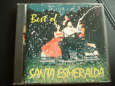 SANTA  ESMERALDA  -  BEST  OF  ,   CD  1979 / 1987 ,        LATIN , SOUL , DISCO