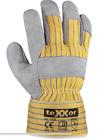 Eifel Rindspaltleder Handschuhe.  12 Paar