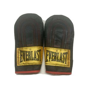 Everlast 4312Y Boxing Gym Speed Bag Training Gloves Adult Vented Palms Youth