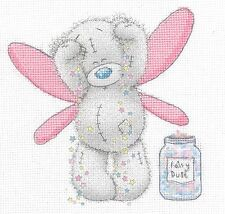 New DMC Me to You Tatty Teddy Printed Cross Stitch Kit - BL1140/72 Fairy Dust
