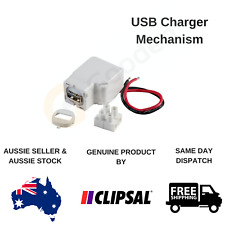 Clipsal USB Charger Mechanism for Clipsal wall Plates (30USBCM)