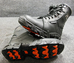 New Harley Elaine Ladies Ankle High Lace Up Boots Shoes Size 9.5 D87054 #C151