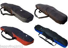 Waterproof SNOWBOARD TRAVEL BAG CARRY CASE LUGGAGE Shoulder Strap 155cm or 165cm