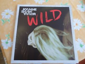 JOANNE SHAW TAYLOR - WILD -Double Vinyl Album with concert ticket