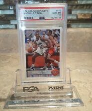1992 Shaquille O'Neal Upper Deck McDonald's Future Force Rookie PSA 10