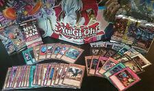 50 Yugioh Karten inkl. 10 Rares, 5 Holos  mit Synchro,  XYZ Exceed! Sammlung TM